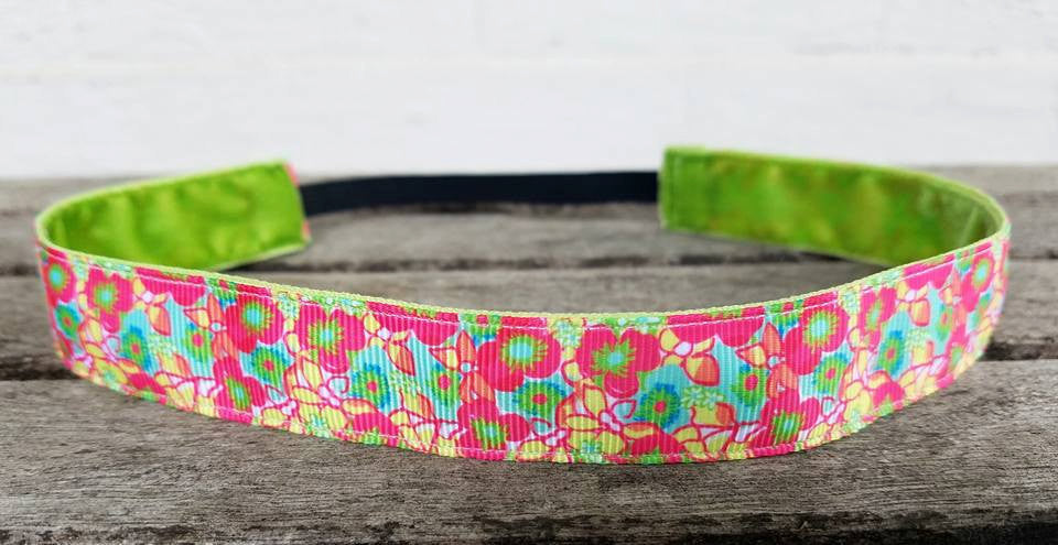 Lilly Inspired Poppy Floral Headband