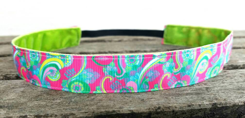 Lilly Inspired Shell We Dance Headband