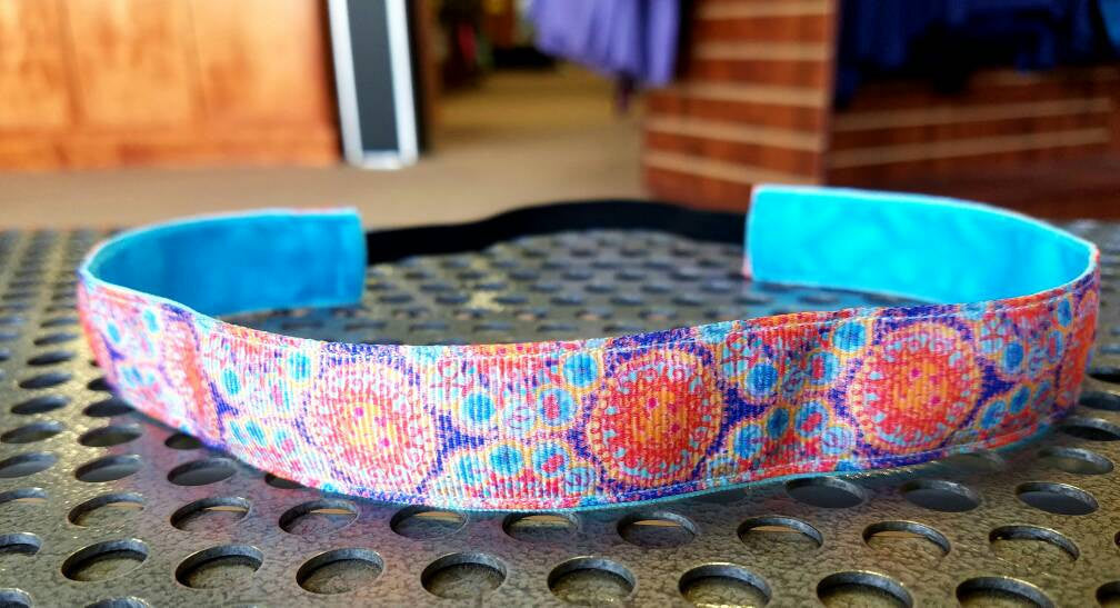 Lilly Inspired Sun Glow Headband