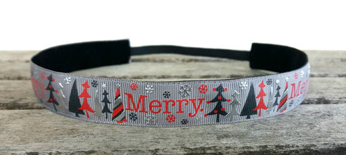 Merry Holiday Nonslip Headband