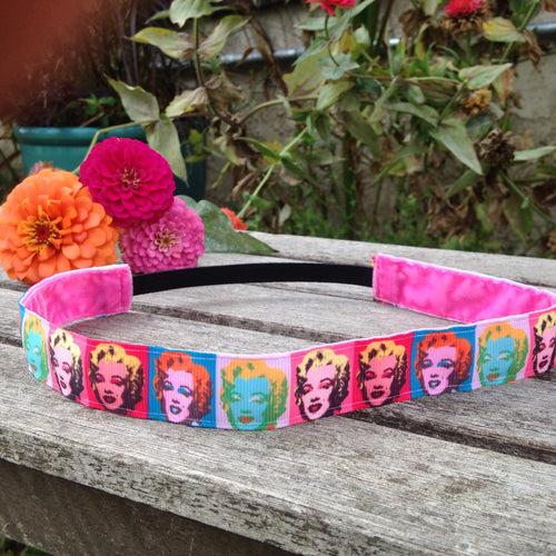 Marylin Monroe Nonslip Headband