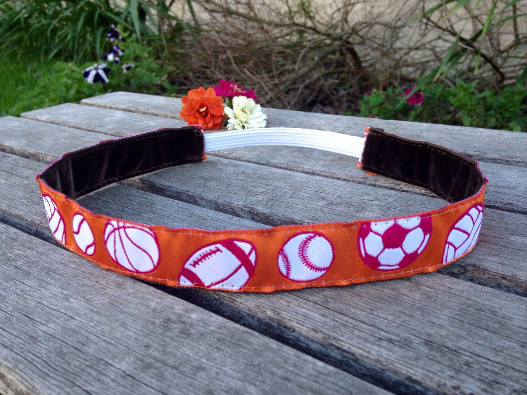 Multi Sports Nonslip Headband