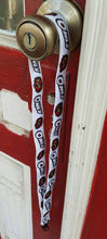 Custom Double-Sided Temple Owl Lanyards