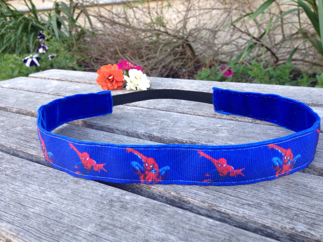 SpiderMan Nonslip Headband