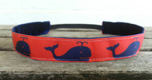 Lilly Whales Nonslip Headband- 4 colors