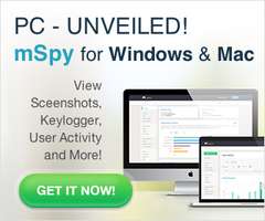 Spy Software for PC, MAC, Windows