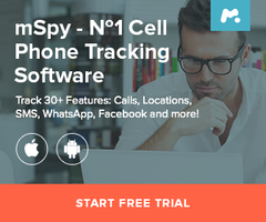 mSpy Spyphone Software