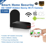 180 Degree Panning HD 1080P  Security Wi-Fi Camera