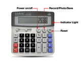 Calculator Hidden Spy camera