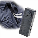 Shirt Button DVR Spy Camera