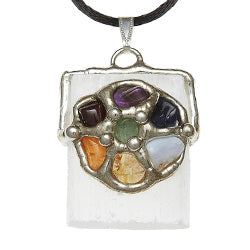 Chakra Beam of Light Pendant