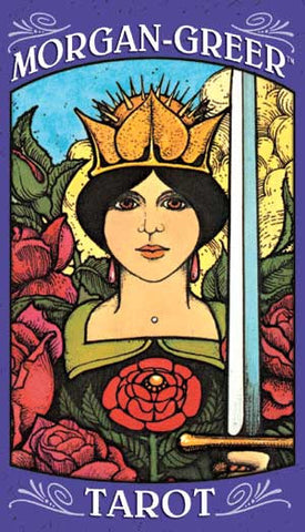 Morgan Greer Tarot Deck - Box
