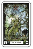 Dragon Tarot - Ace of Coins