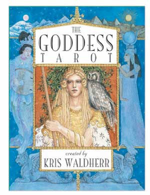 Goddess Tarot - box