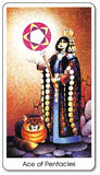 Tarot of the Cat People - Ace of Pentacles
