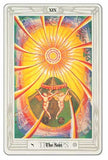 Thoth Deck - The Sun