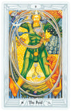 Thoth Tarot - the Fool