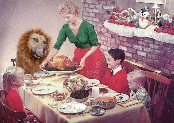 What NOT to eat at Thanksgiving Dinner