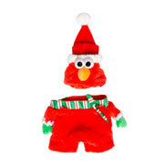 elmo santa cat costume
