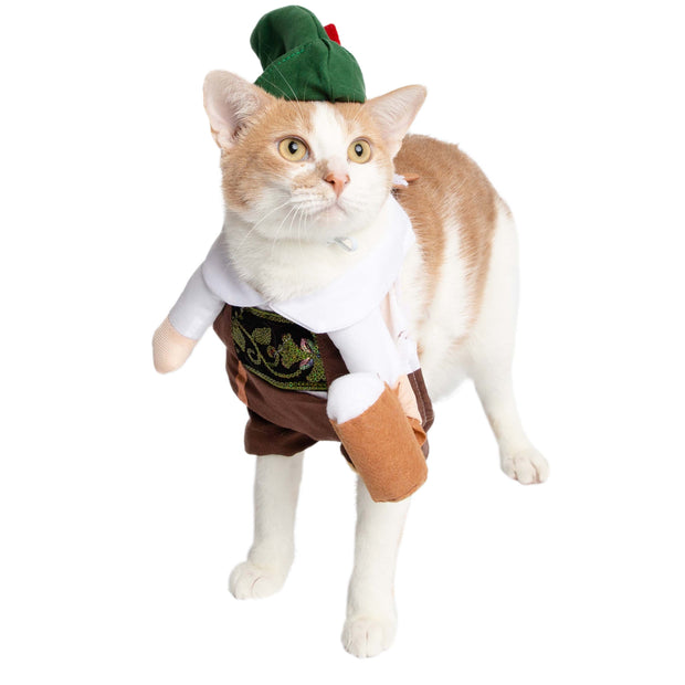 German Oktoberfest Cat Costume