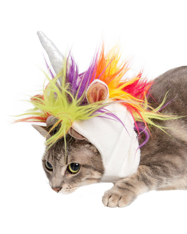 unicorn costume for cats