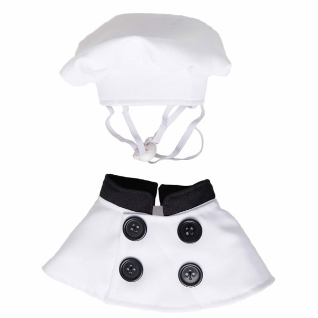 Top Chef Uniform Dog Costume