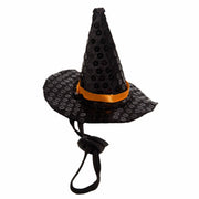 Dog Halloween Hat & Collar Set