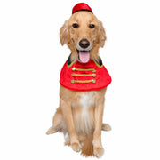 Nutcracker Soldier Dog Costume