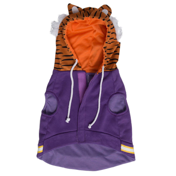 LSU Mike the Tiger Cat Hoodie