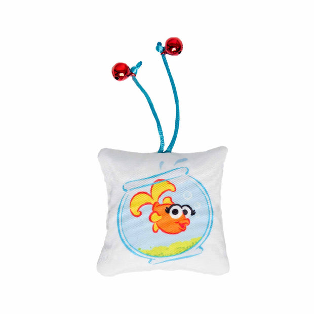 elmo cat toy