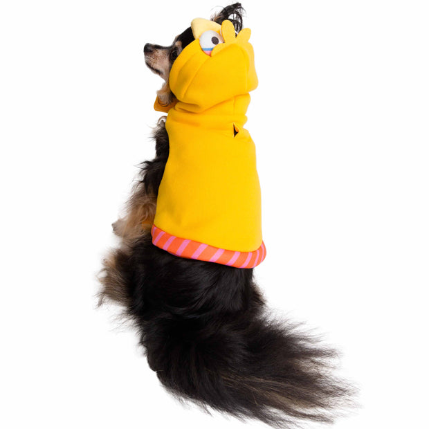 Sesame Street Big Bird Dog Hoodie