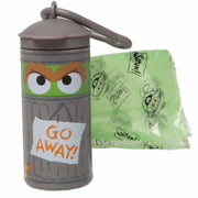 Oscar the Grouch Dog Waste Bag Dispenser
