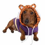 PRE-ORDER - LSU Mike the Tiger Pet Hoodie