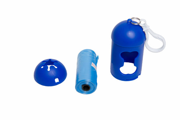poop bag dispenser and refill roll