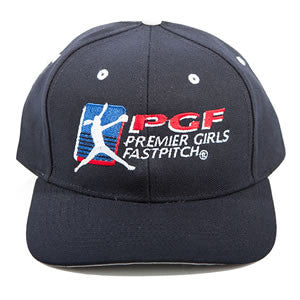 PGF Windmill Logo Velcro Adjustable Button Hat by Richardson