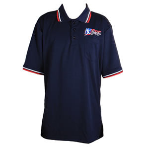 Navy Blue Umpire Shirt