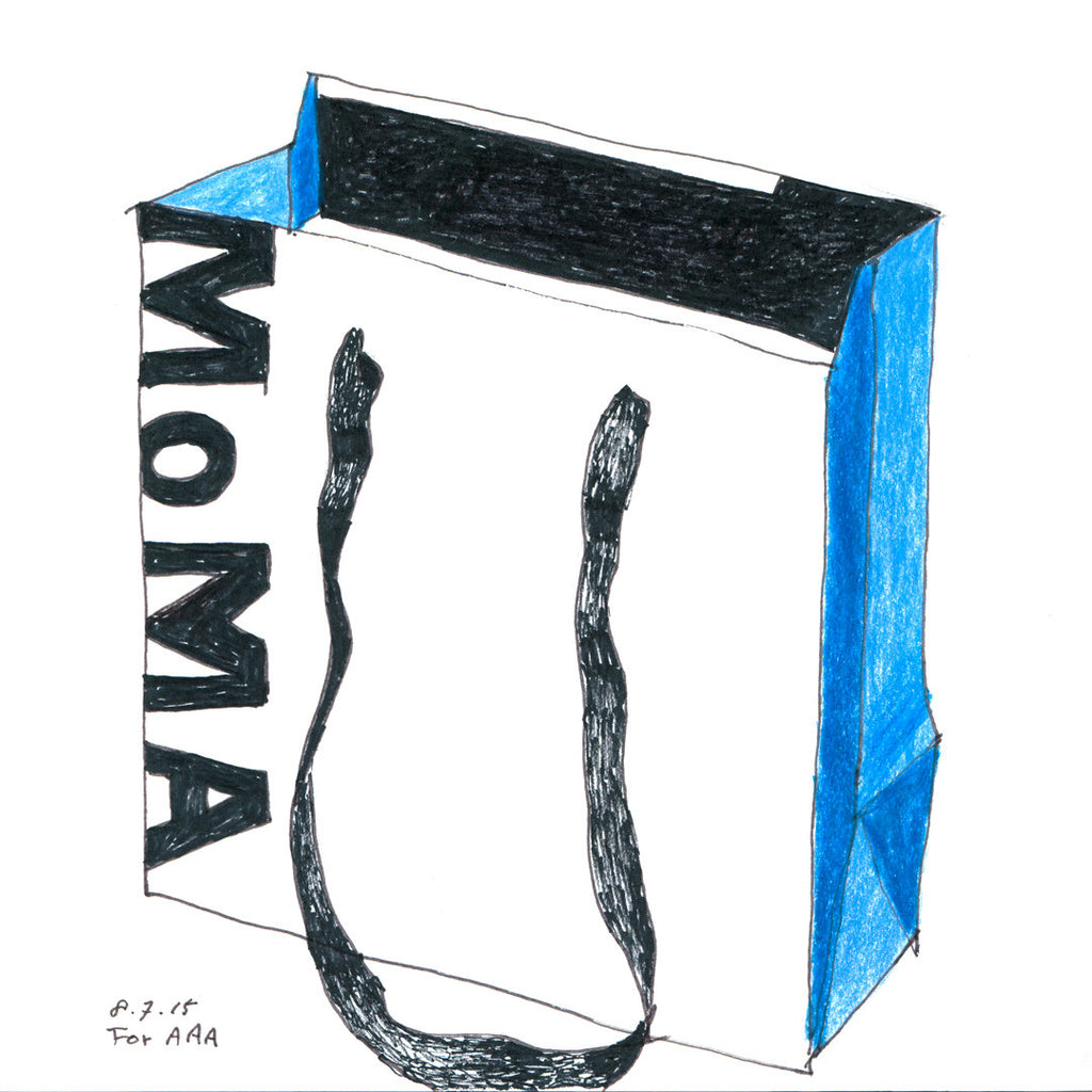 MoMa Shopping Bag