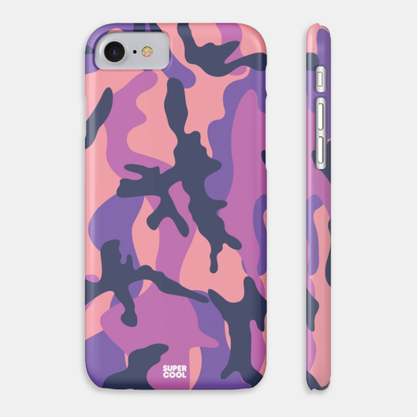 Standard Issue Case in Tropical Pink