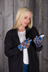 Blue Trail (Gloves)