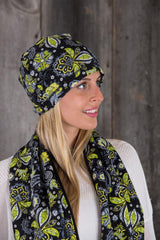Black Rainforest (Beanie)