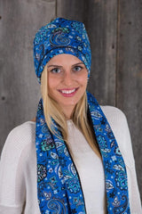 Blue Rainforest (Beanie)