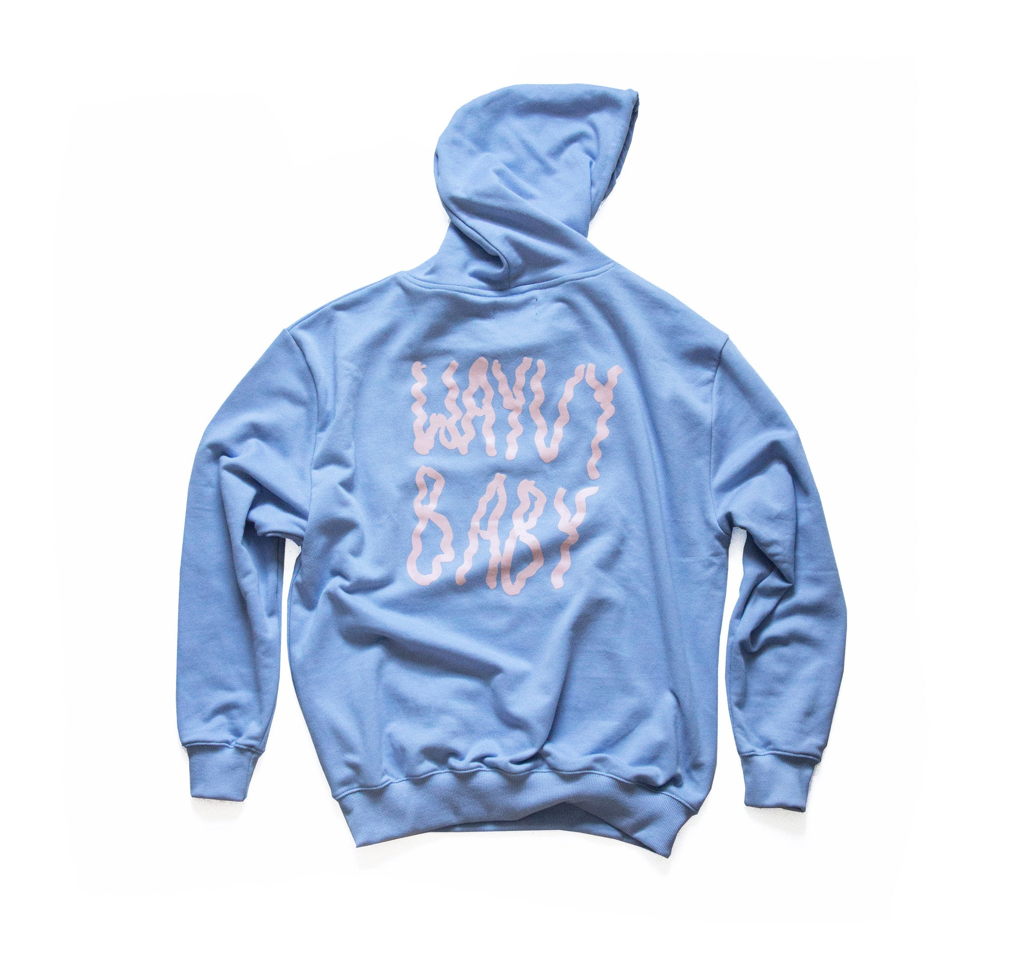 """WAVE TEAM"" - SERENITY BLUE - PULLOVER"