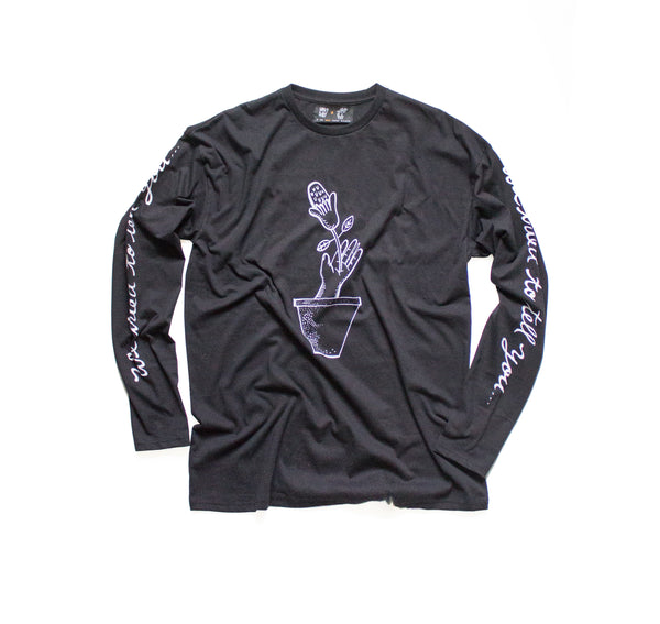 All Over Anthem Long Sleeve
