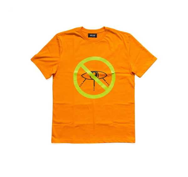 """PERCEPTION"" - NEO ORANGE - T-SHIRT"