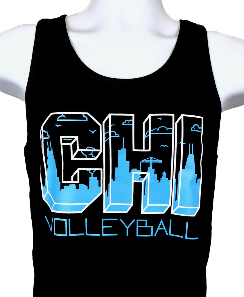 CHI Volleyball Tank