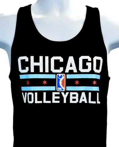 Chicago Volleyball Tank