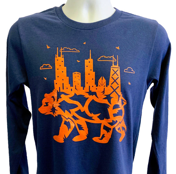 Bear Down Town Long Sleeve