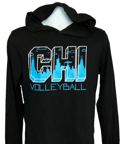 CHI Volleyball Long Sleeve Hoodie