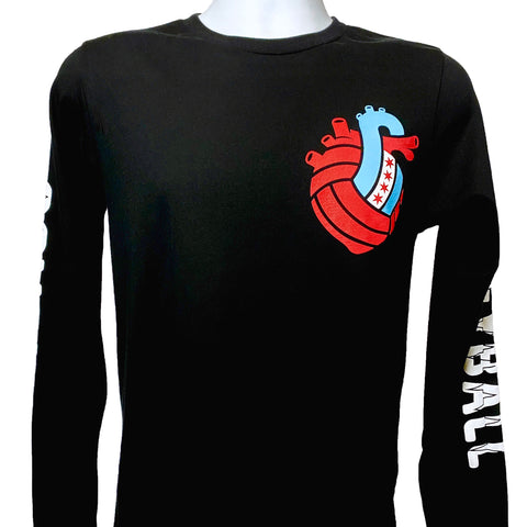 """Love of the Game"" Long Sleeve"