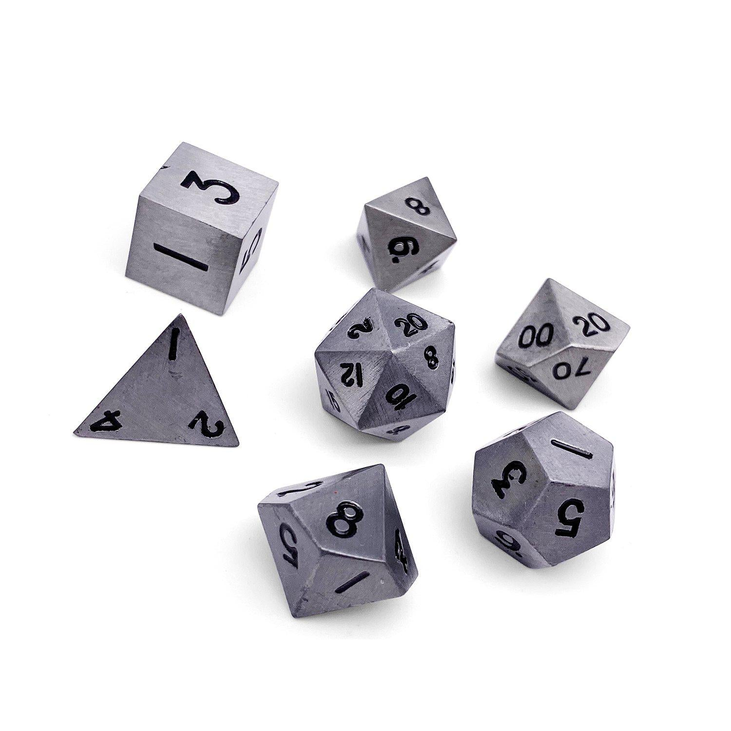 Aged Mithiral Metal Dice Set Norse Foundry The prose and poetic eddas, which form the foundation of what we know today concerning norse mythology, contain many names of jotnar (giants and giantesses). norse foundry